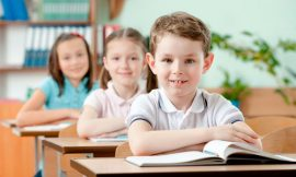 ребёнка к школе