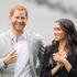 Меган Маркл и принц Гарри побывали на вилле Джорджа и Амаль Клуни