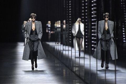 Saint Laurent - Runway - Paris Fashion Week Womenswear Fall/Winter 2019/2020
