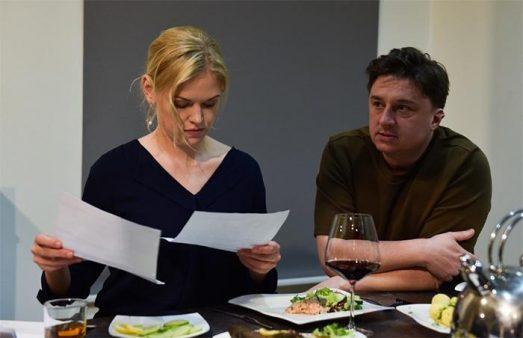 Актерский состав сериала «Шторм»