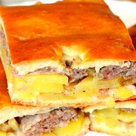пирог-с-мясом-и-картошкой