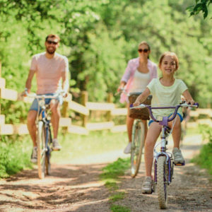 Летние выходные семьёй