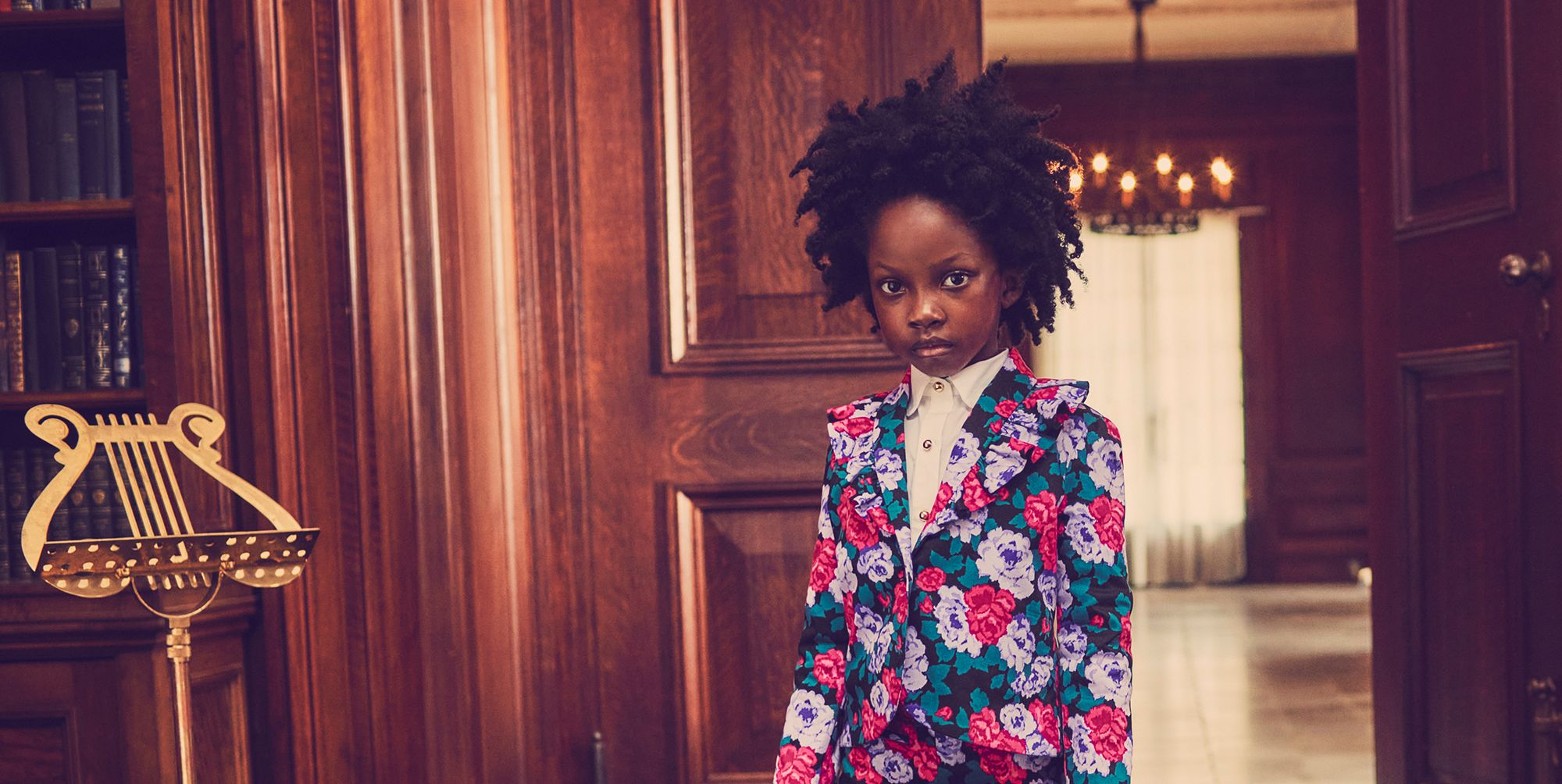 Harlem's Fashion Row Designers Created the Coolest Kids Collection
