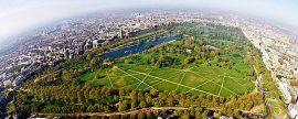 Любимый парк королевских семей