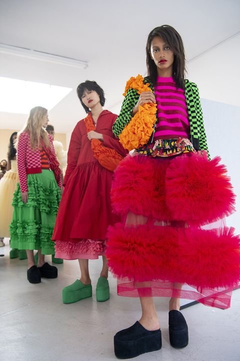 Molly Goddard Collaborates With UGG for Spring 2021