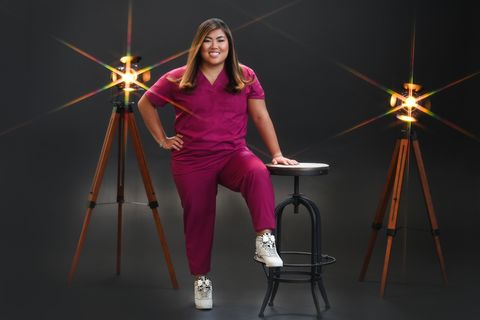 Reebok's New Campaign Honors Real Wonder Women in the Healthcare Industry
