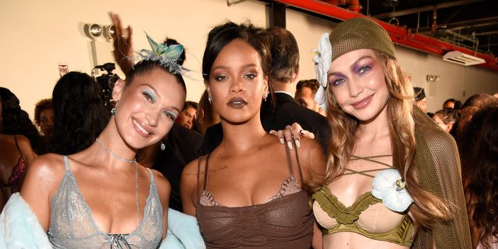 Rihanna Announces the Return of the Savage x Fenty Fashion Show