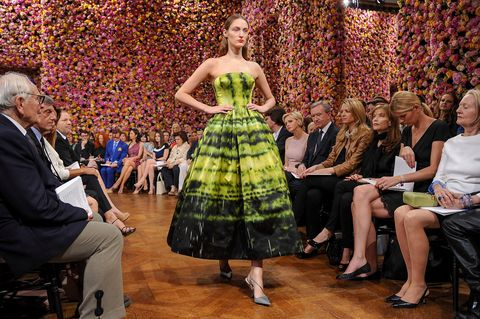Watch Dior's Spring-Summer 2021 Show Live From Paris
