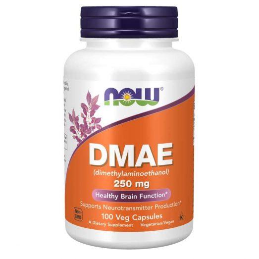 DMAE – полноценное питание для головного мозга и не только