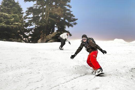 Как выбрать сноубордическую одежду ?