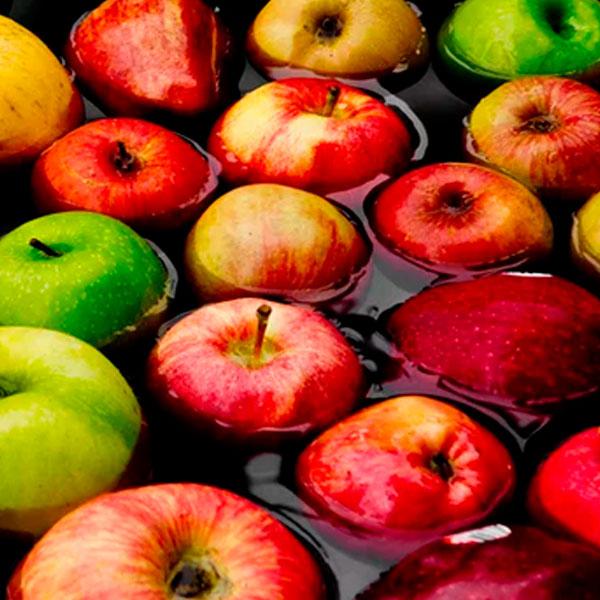 Вода-и-яблоки