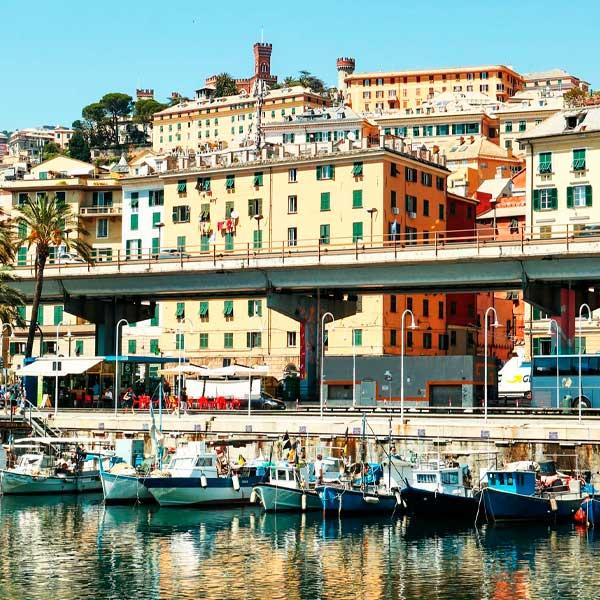 Отдых в Генуя