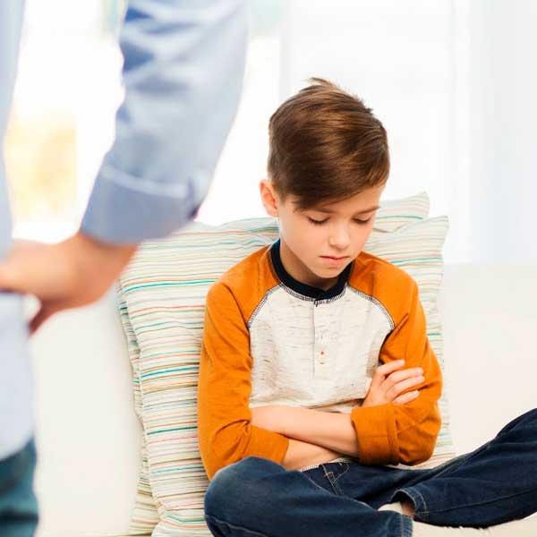 Как не злиться на ребенка