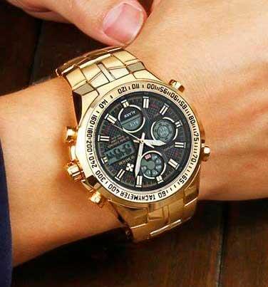 Как-носят-мужские-часы
