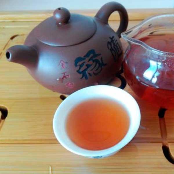 заваривать чай пуэр