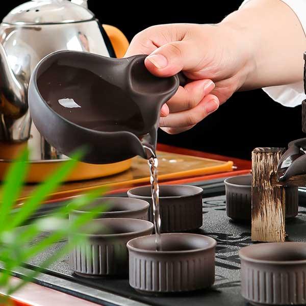 разные виды чая заваривание
