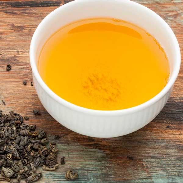 заваривать зелёный чай