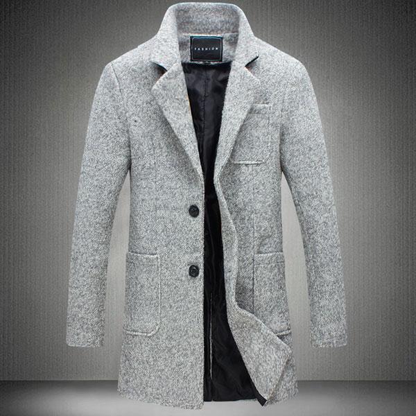 Мужское-пальто