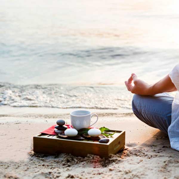 йога и чай