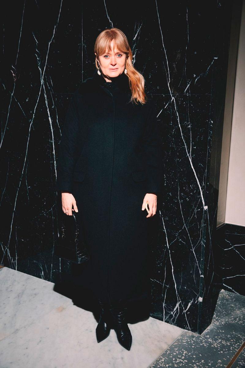 Анна Михалкова в Художественном