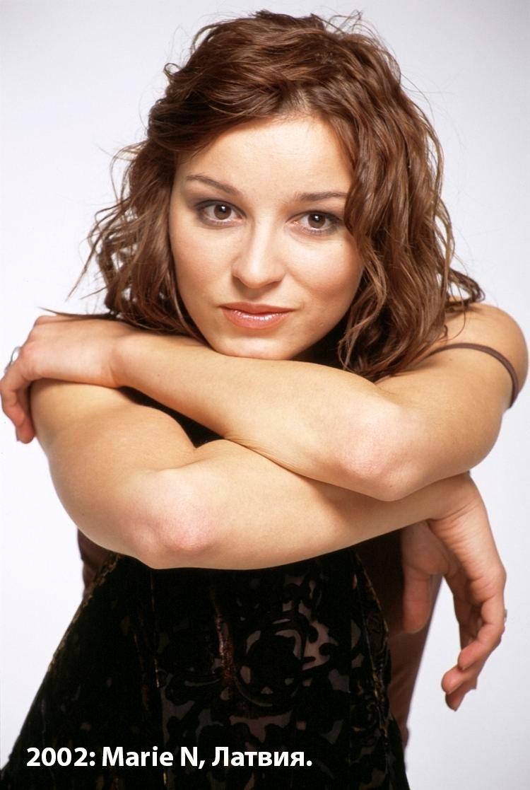 2002: Marie N,