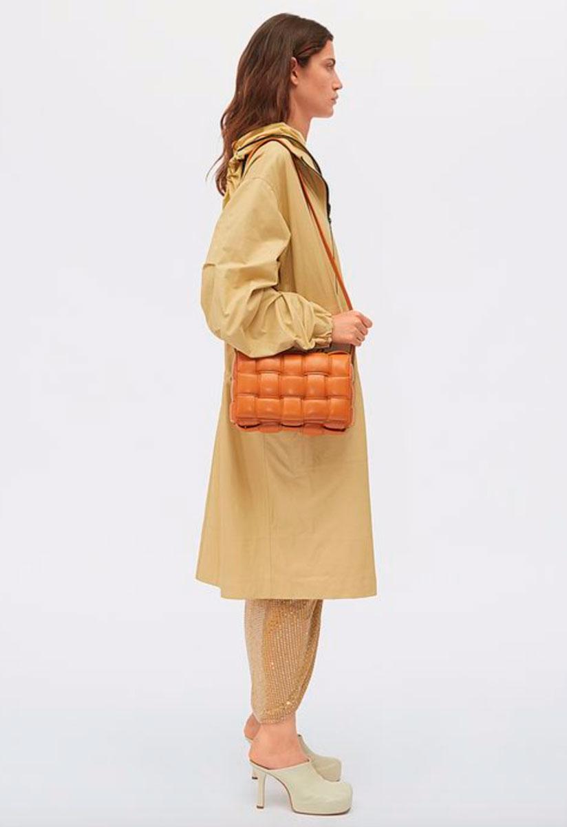 Плетеная.сумка  И ещё один хит от Bottega Veneta