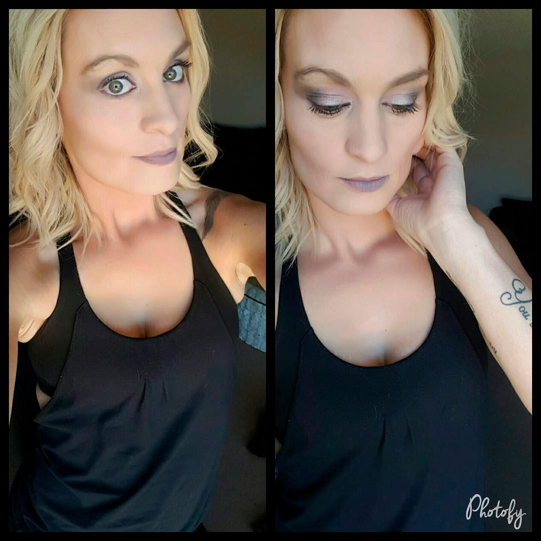 Отфильтрованный макияж