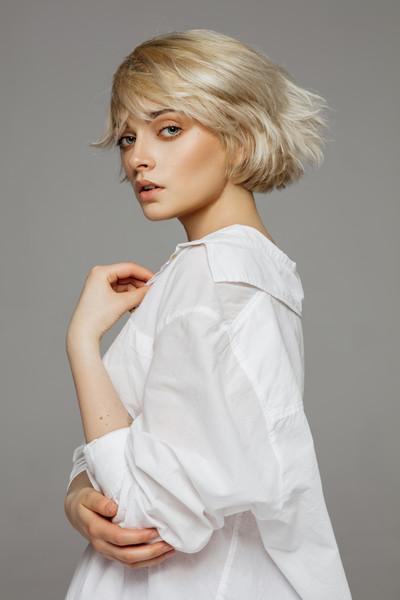 Фото №3 - Что такое колорит внешности и как блондинке подобрать одежду себе под стать: лайфхаки от стилиста