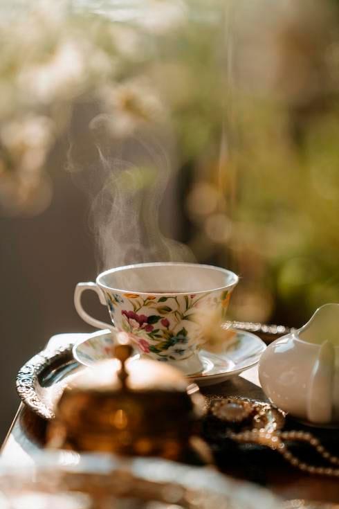 Ганпаудер- зелёный чай