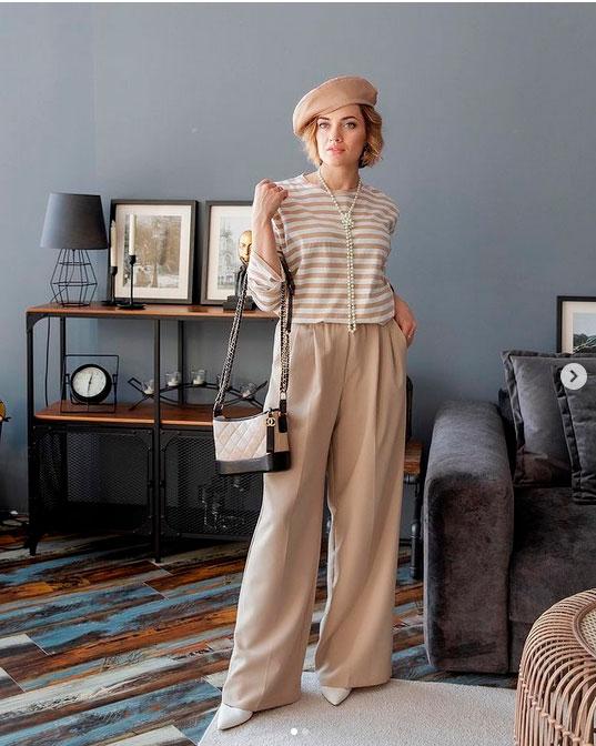 одеться в стиле Chanel